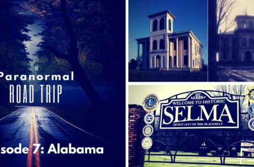 Alabama a paranormal road trip podcast
